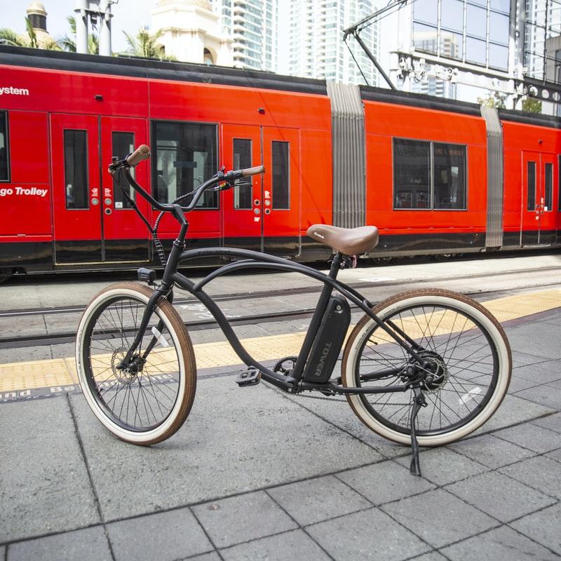 e-bike of speed pedelec