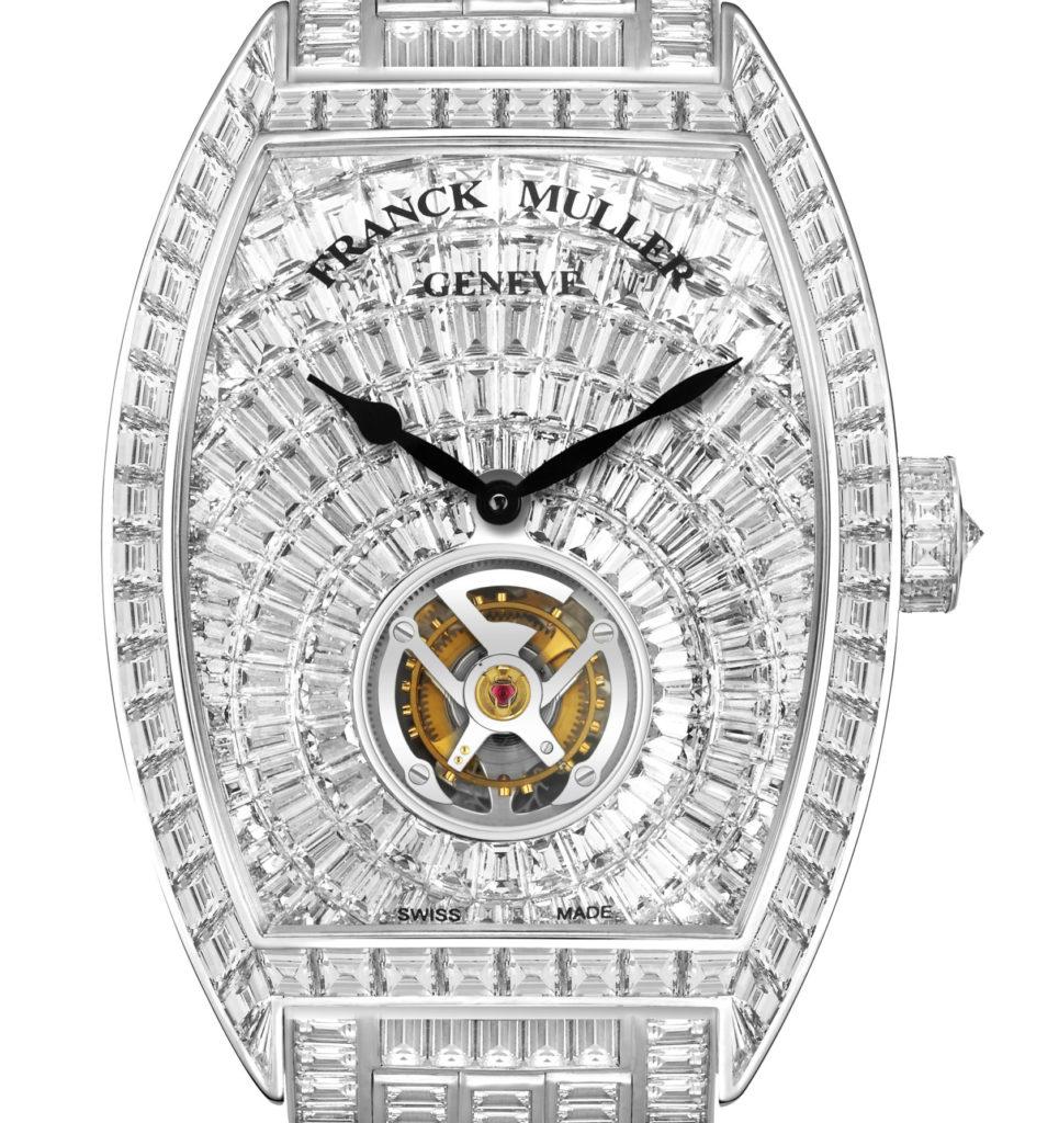 Horloge van Cristiano Ronaldo
