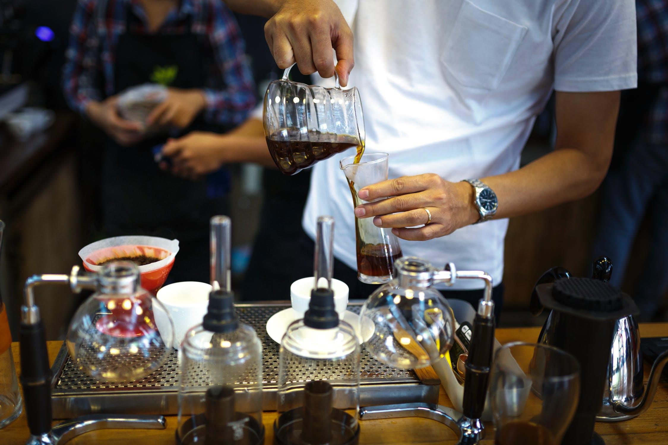 waarom buikpijn na koffie