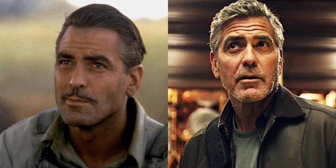 George Clooney tranformatie