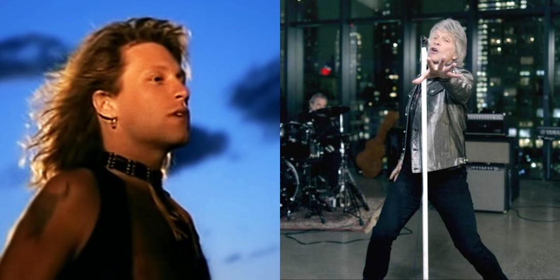 Jon Bon Jovi tranformatie