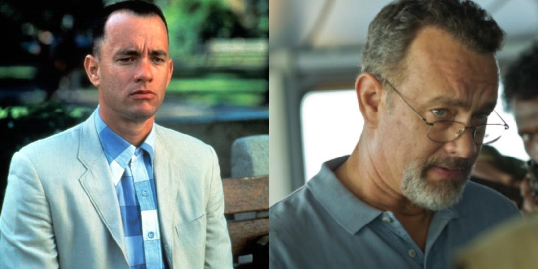Tom Hanks tranformatie