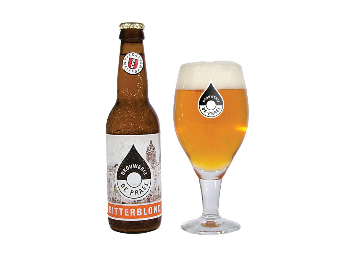 bitterblond prael lekkere bittere bieren