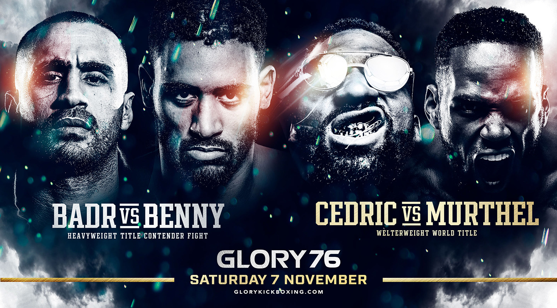 glory badr vs benny