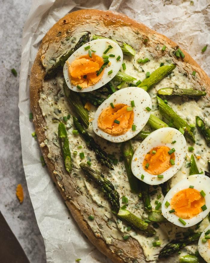 helpt het eten van eieren bij afvallen