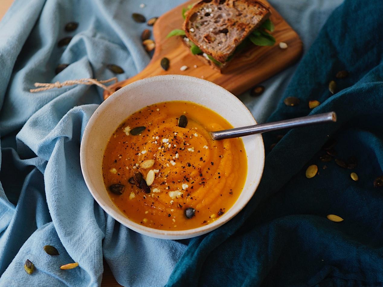 is soep gezond