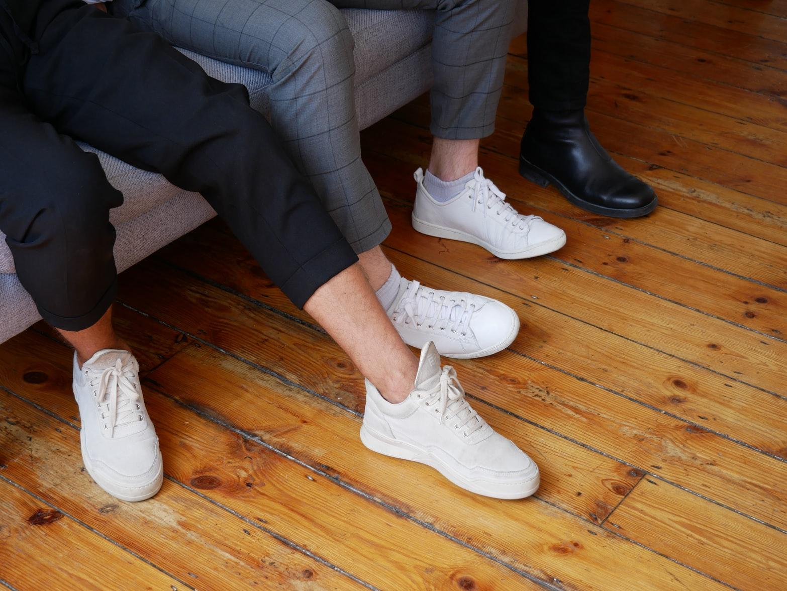 nieuwe schoenen pijn