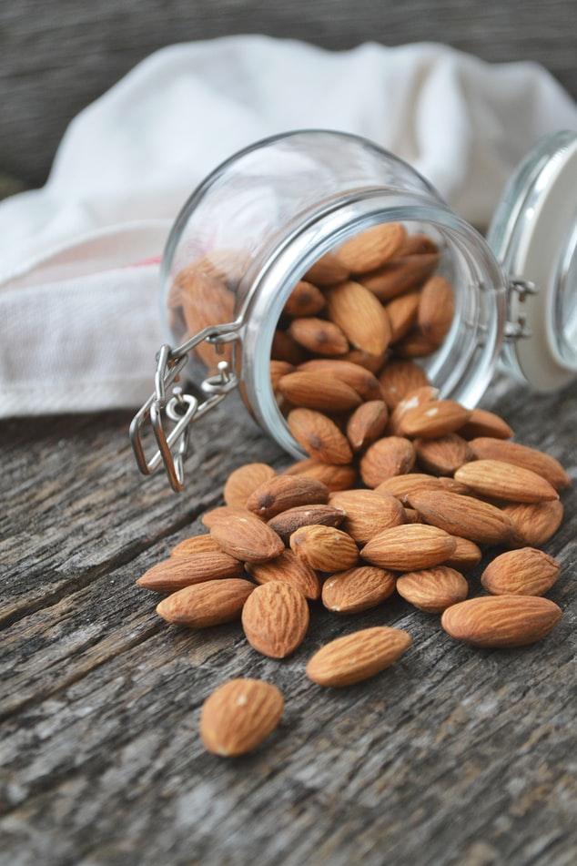 noten gezonde snacks afvallen