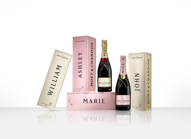 De nieuwe Limited Edition champagne van Moët & Chandon is het ultieme cadeau