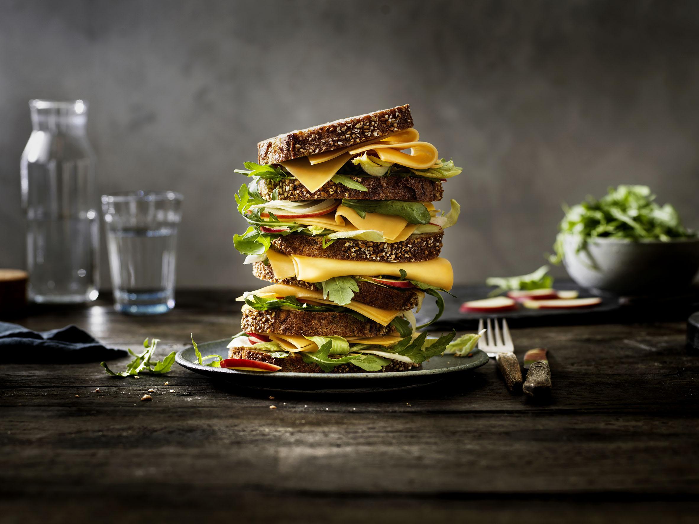 Sandwich Old Belegen