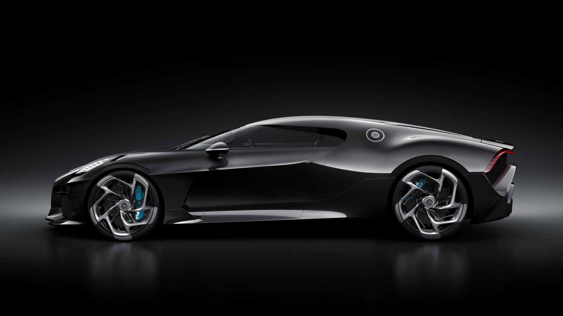 La Voiture Noire Bugatti