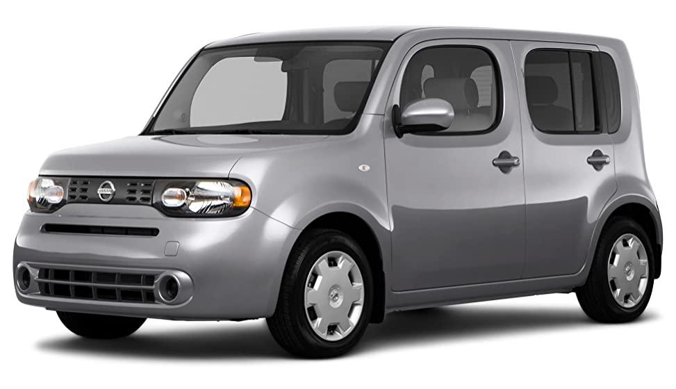 Nissan Cube lelijkste auto's ooit