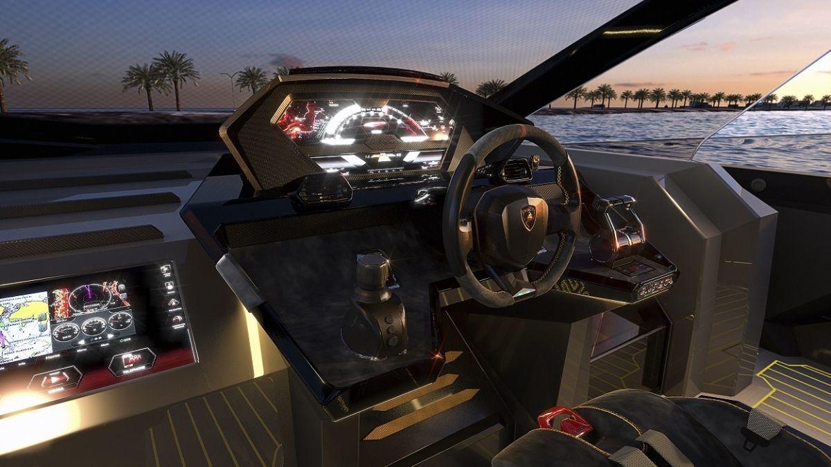 Conor McGregor Lamborghini jacht