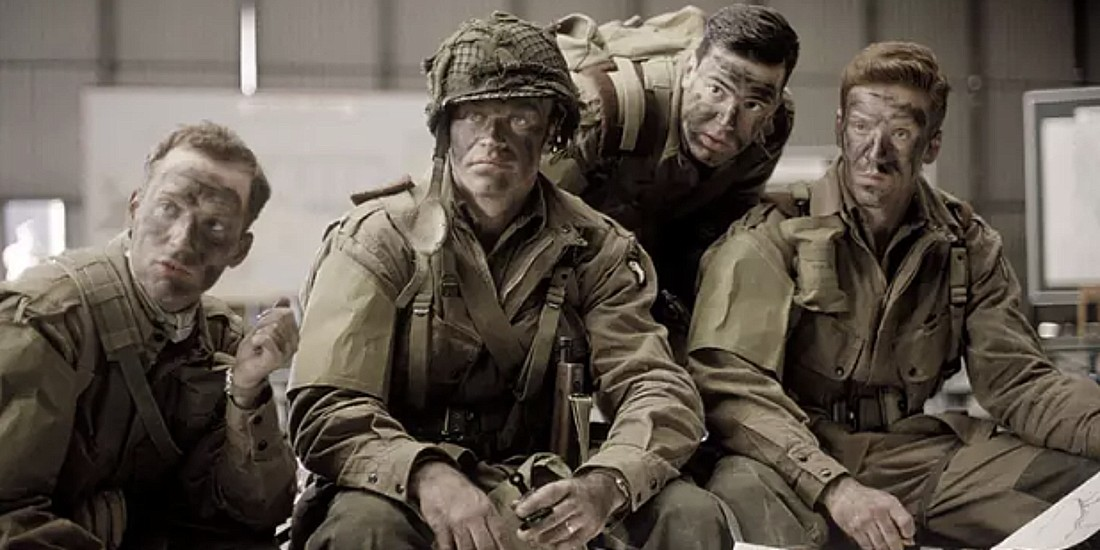 oorlogsserie band of brothers