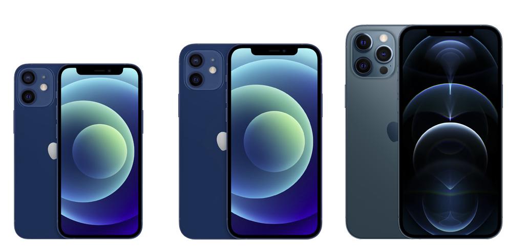 iphone 12 varianten