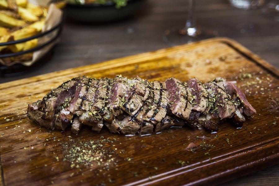 Mr Meat vlees eten Amsterdam