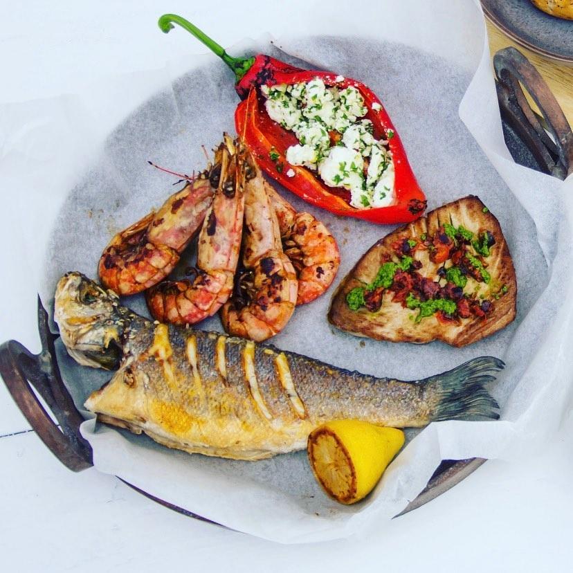eten bestellen bij pesca