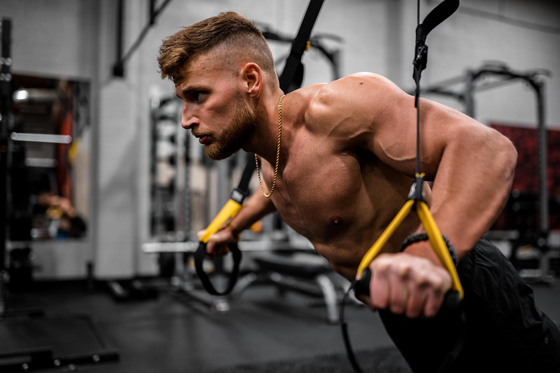 sterker worden en fit voelen