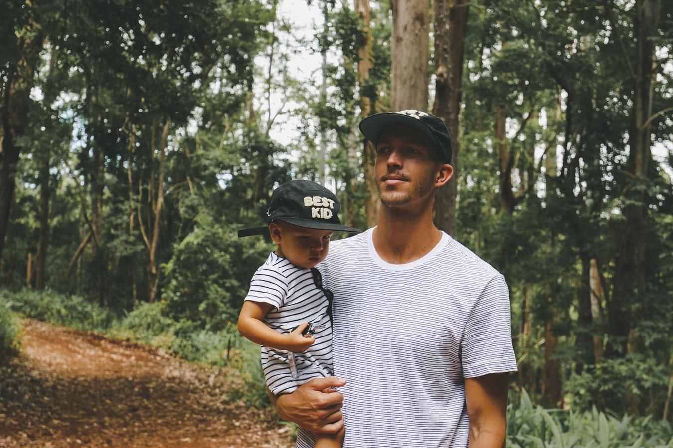 twee kinderen krijgen
