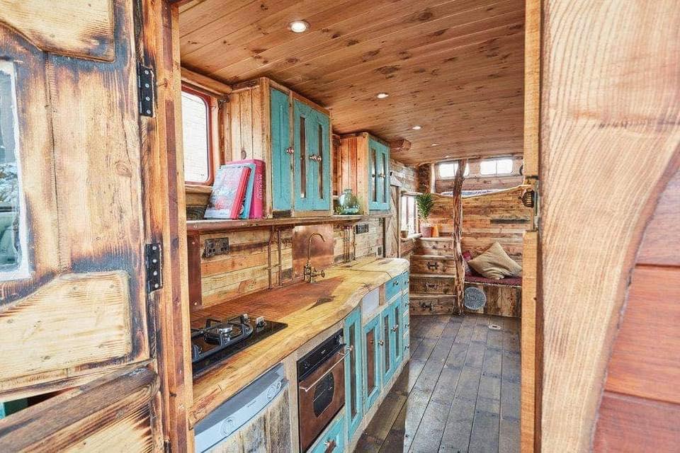 camper keuken