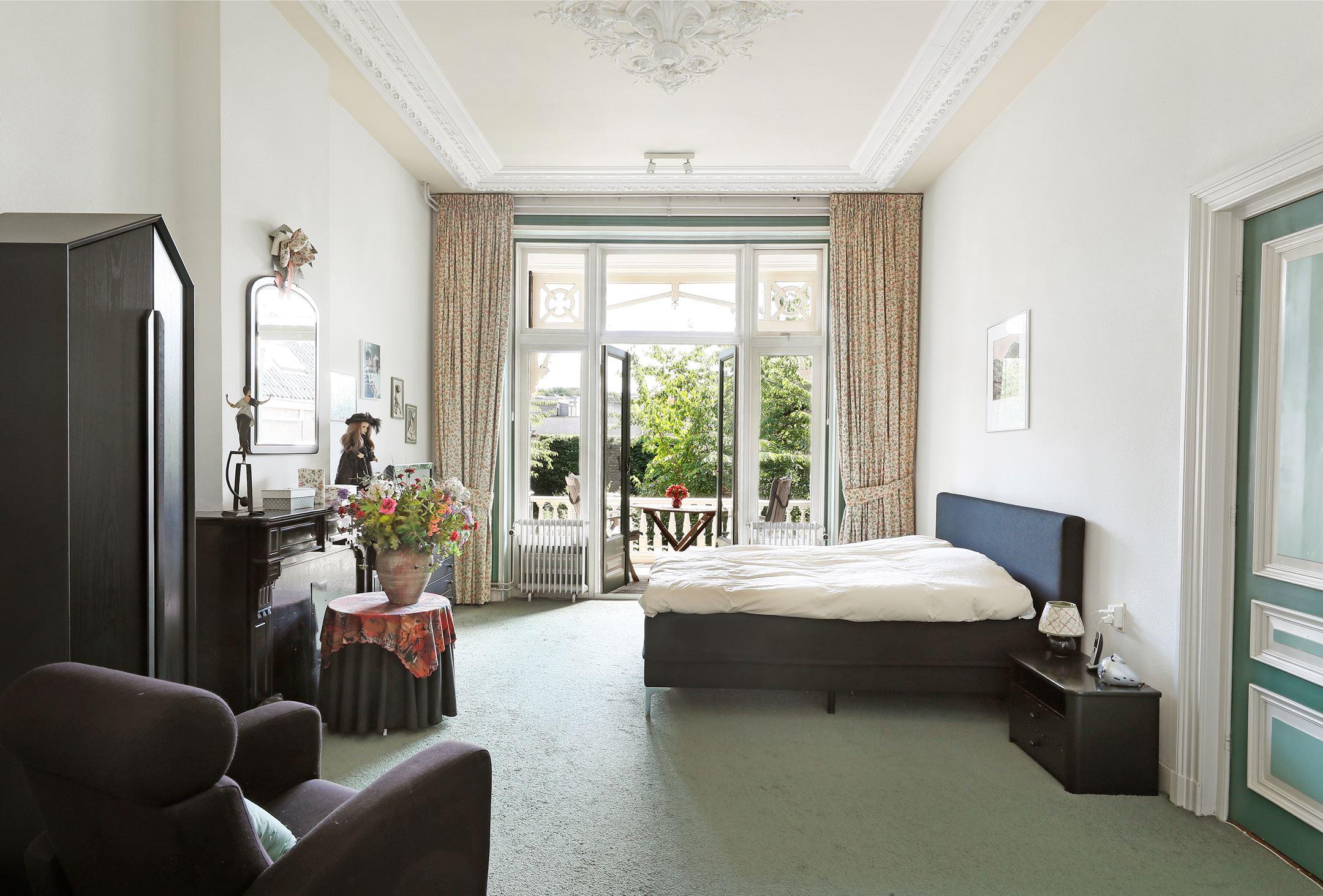 herenhuis master bedroom