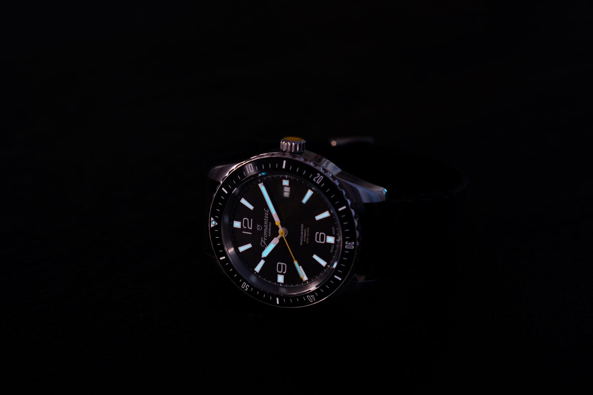 luxe horloge Fromanteel