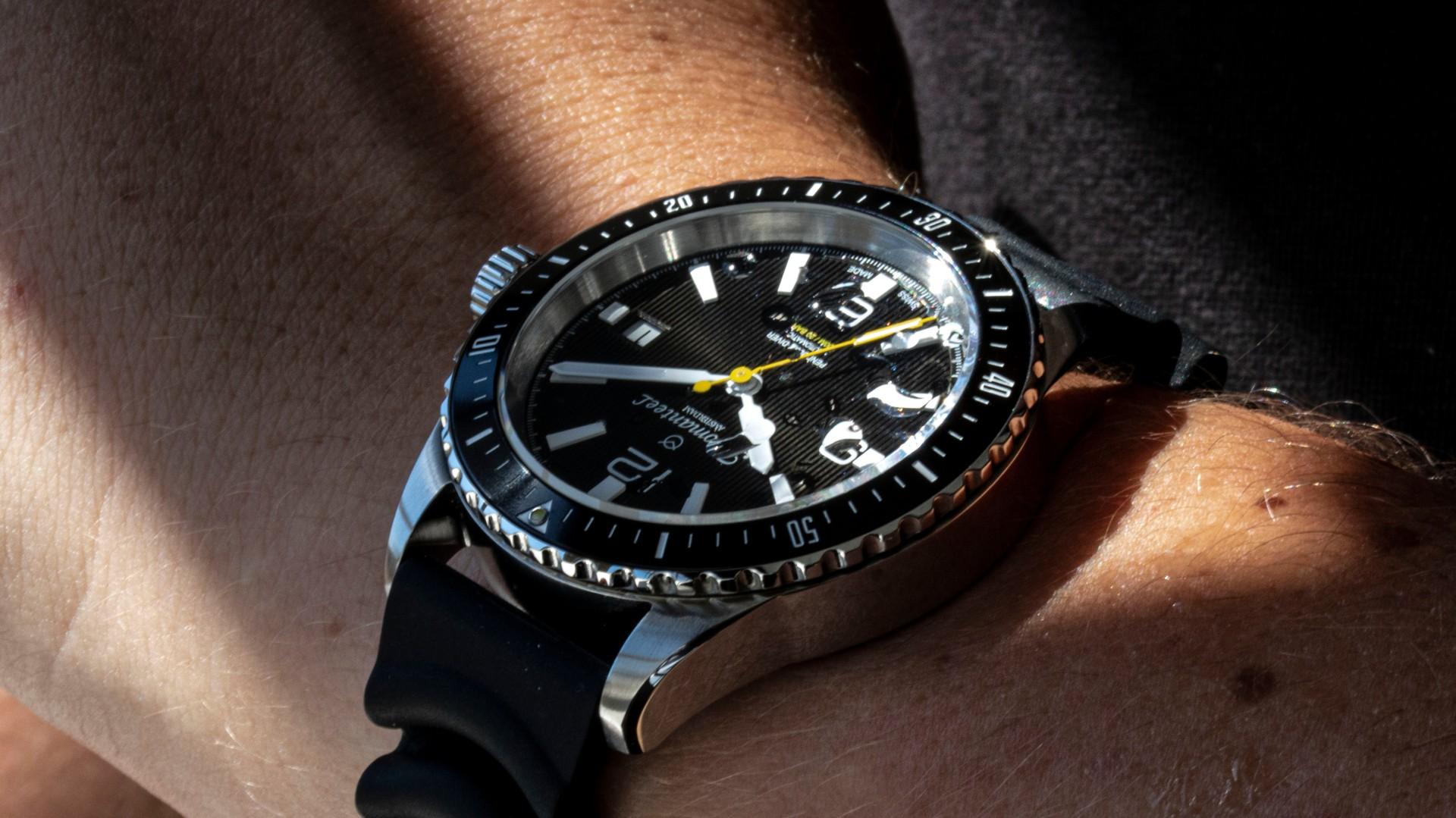 luxe horloge exclusief Fromanteel