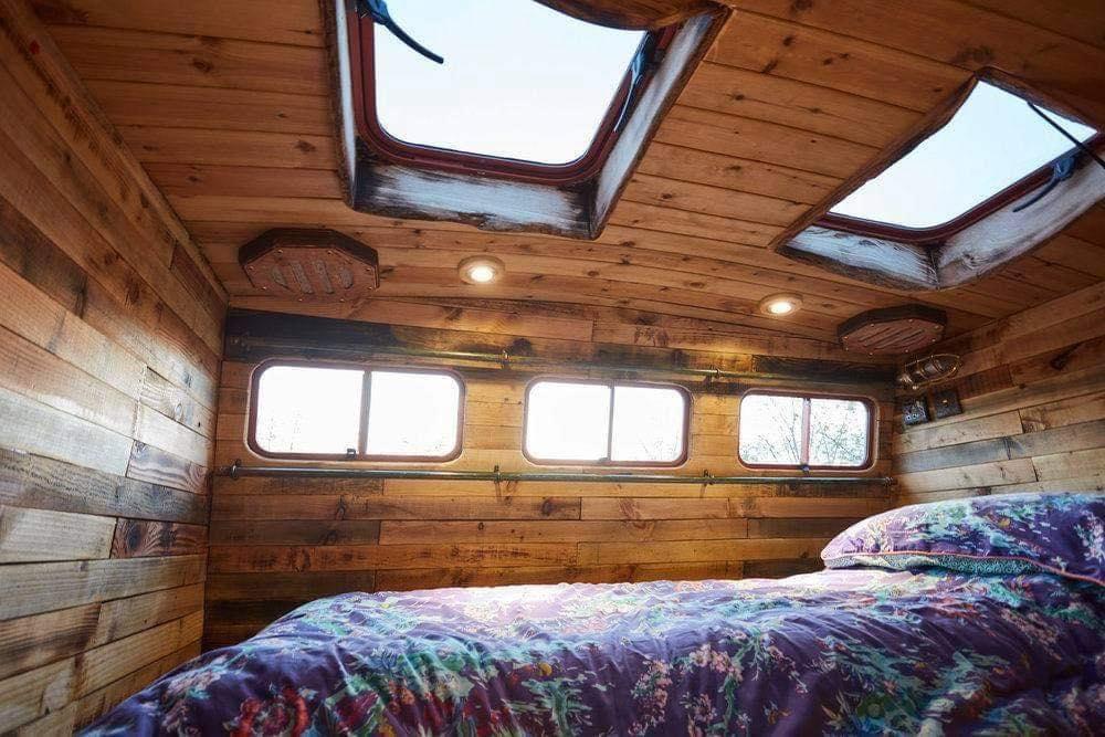 slaapruimte camper