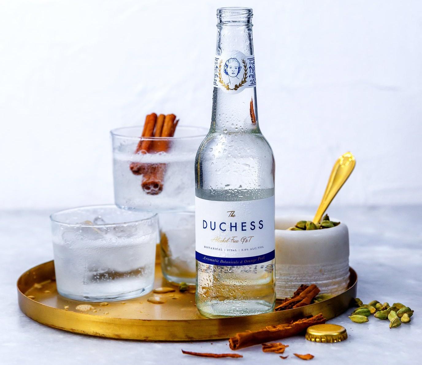 alcoholvrije gin tonic