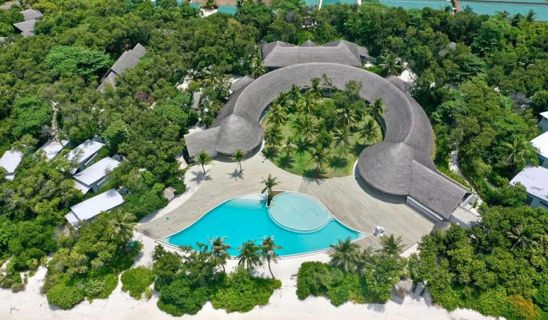 maldiven eiland te koop