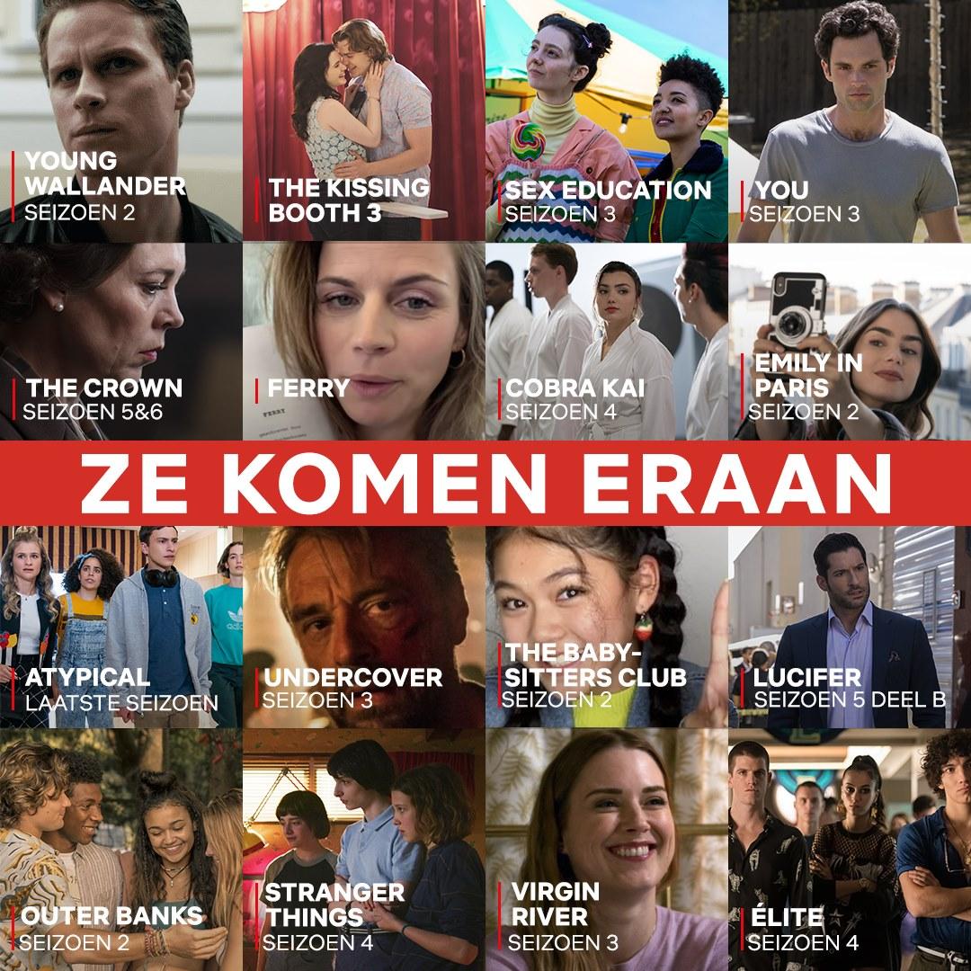 Netflix nieuwe films en series 2021 verwacht