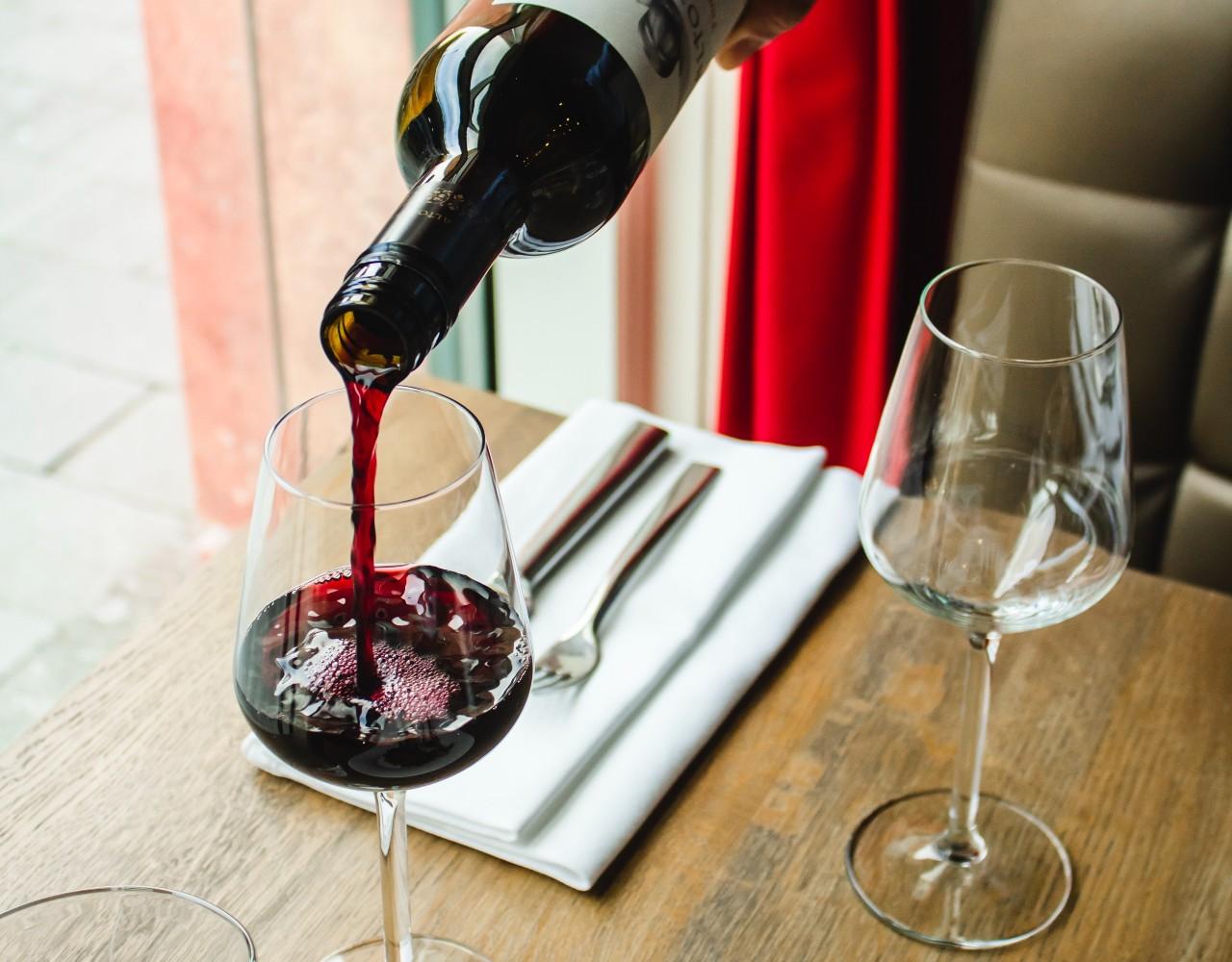 houdbaarheid van een open fles rode of witte wijn