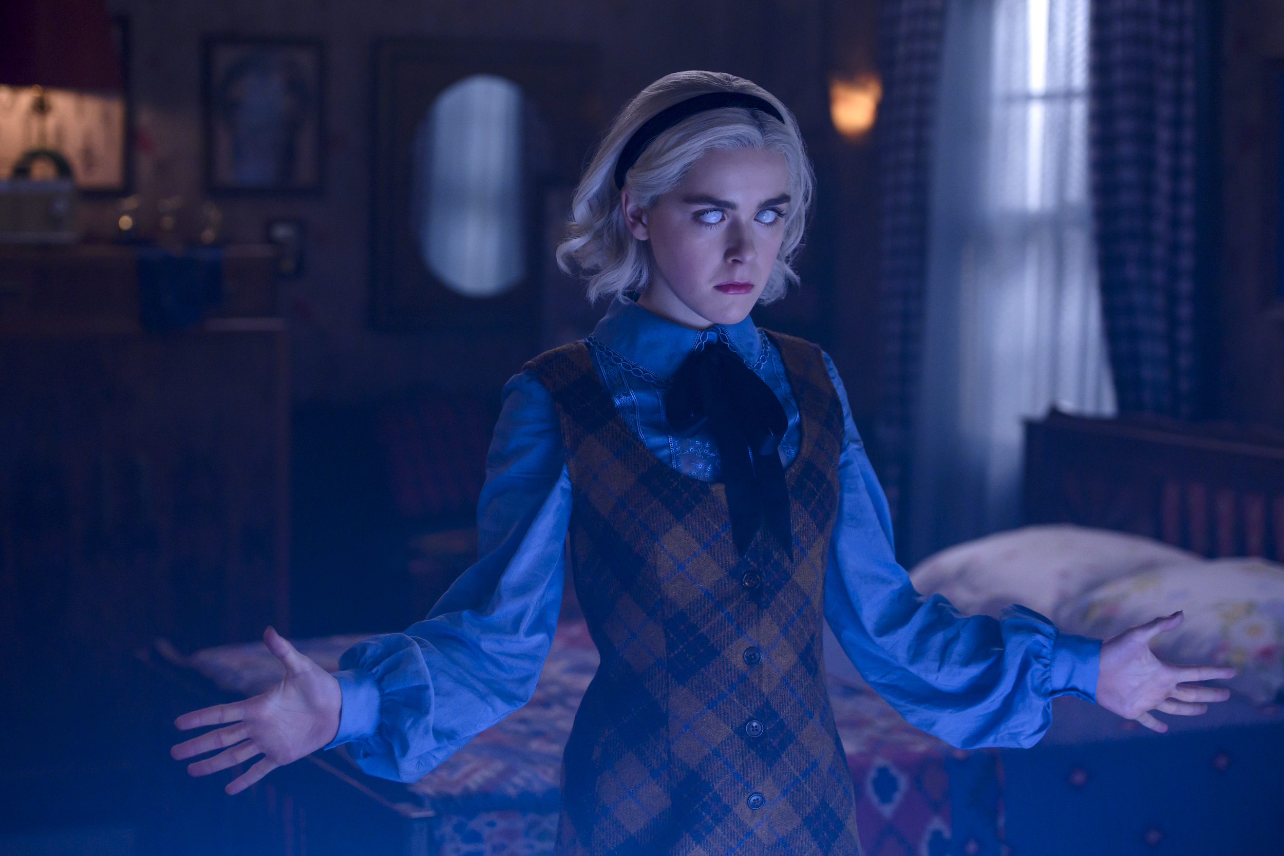 The chilling adventures of sabrina op netflix