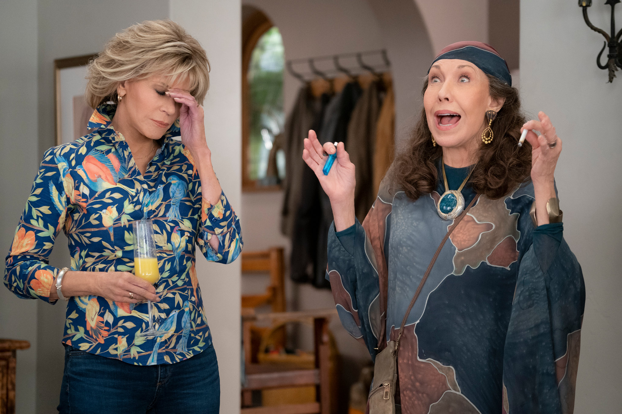 grace and frankie Netflix Original