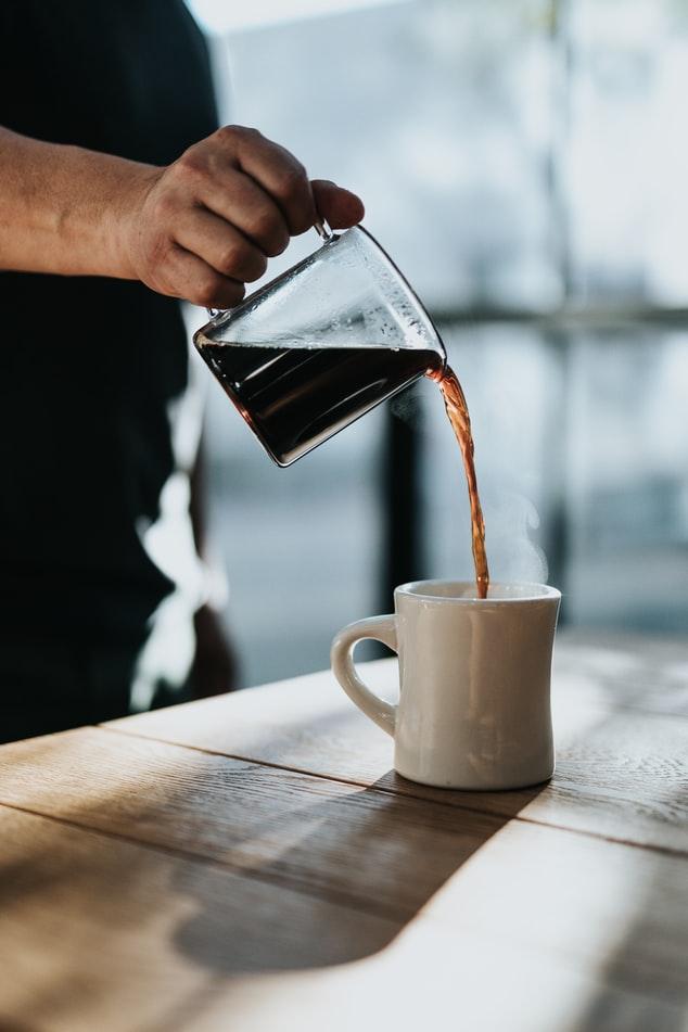 zwarte koffie hoeveel calorieën