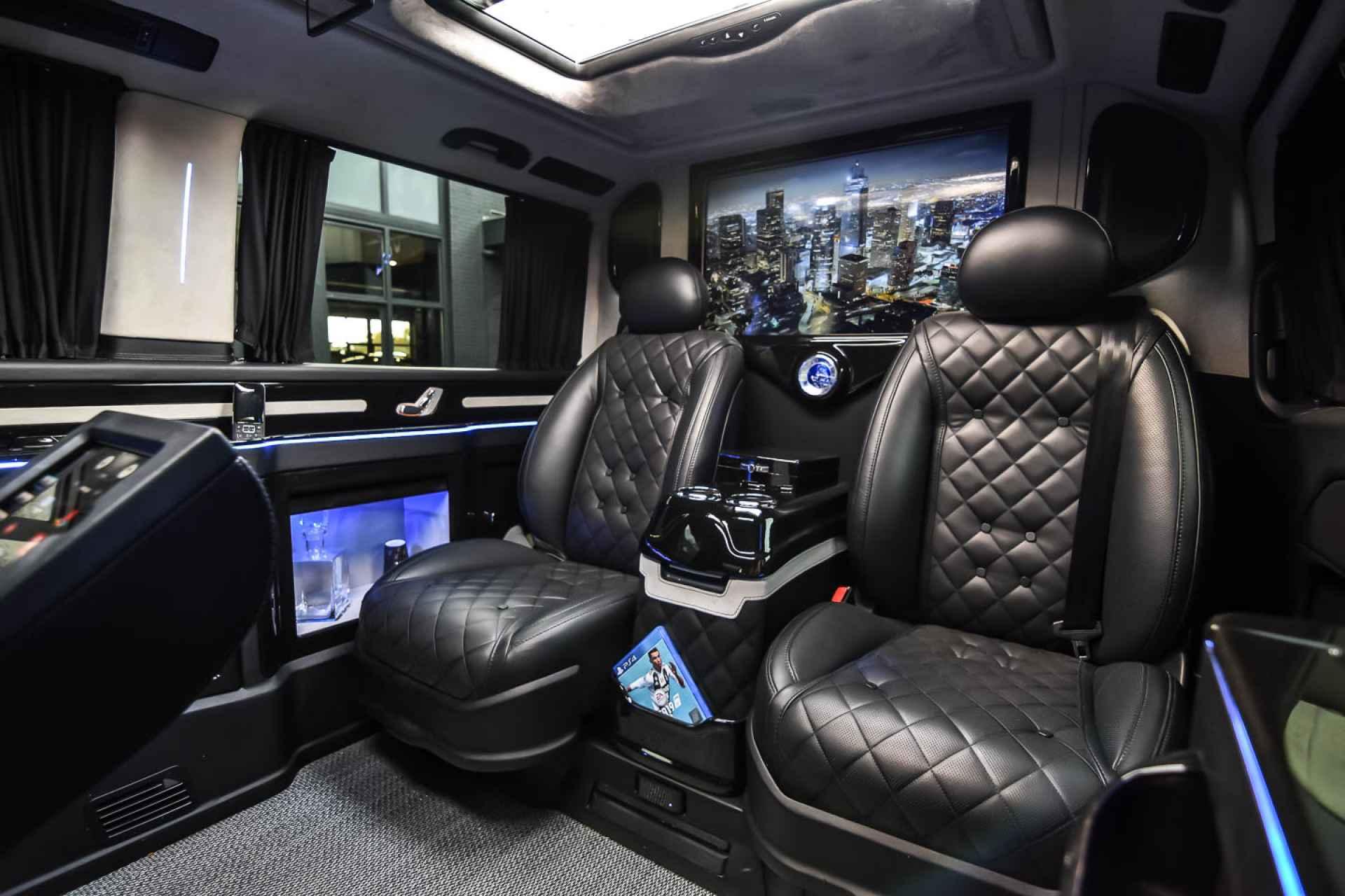 mercedes busje luxe