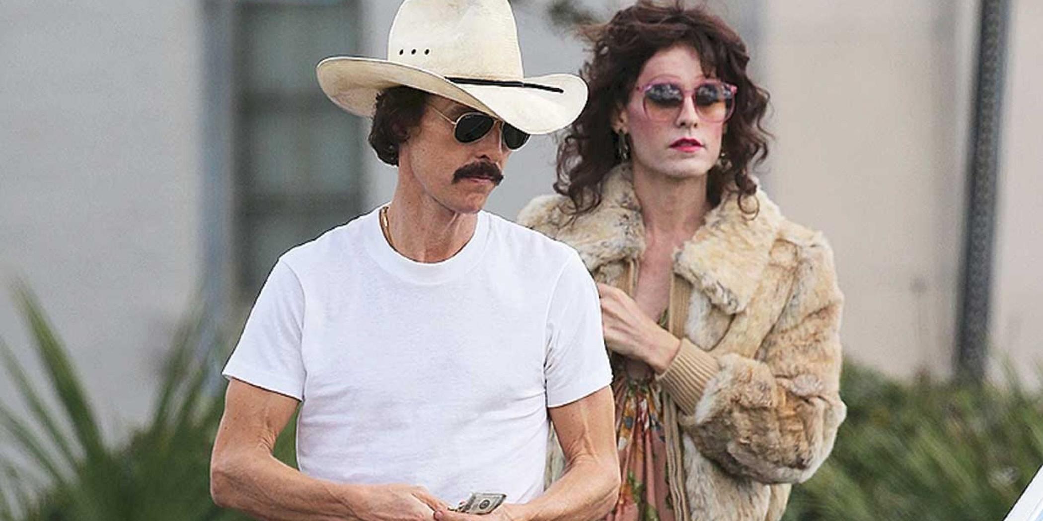 Matthew McConaughey afvallen voor film Dallas Buyers Club (1)