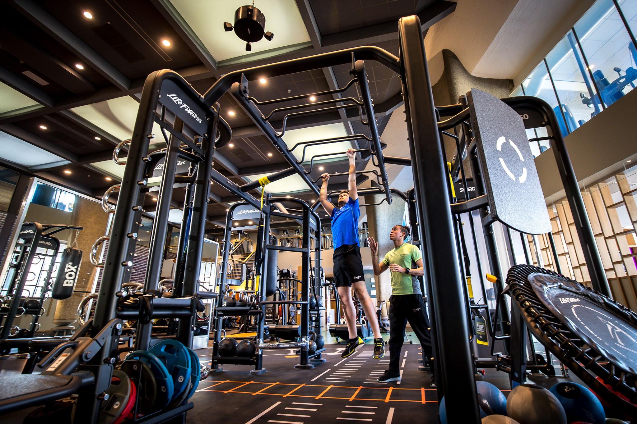 David Lloyd beste sportschool van Amsterdam