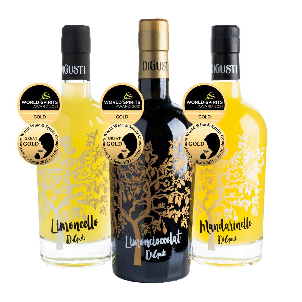 5 lekkere limoncello's