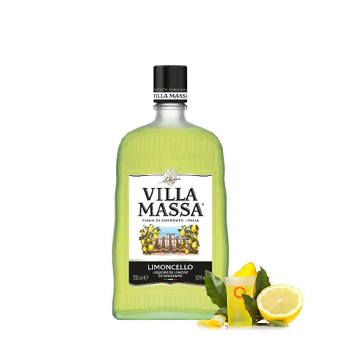 villa massa lekkere limoncello's