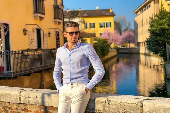 Bivolino overhemd op maat online