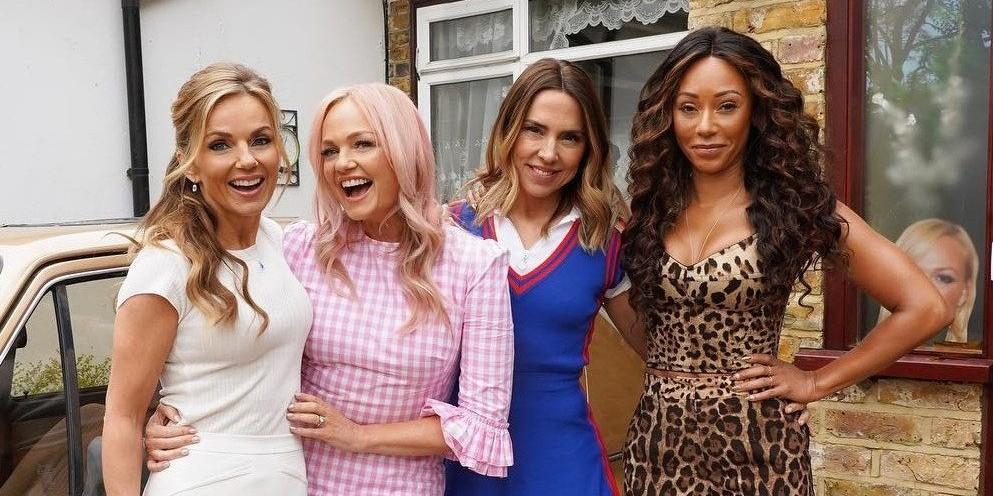 Spice girls vandaag de dag (1)
