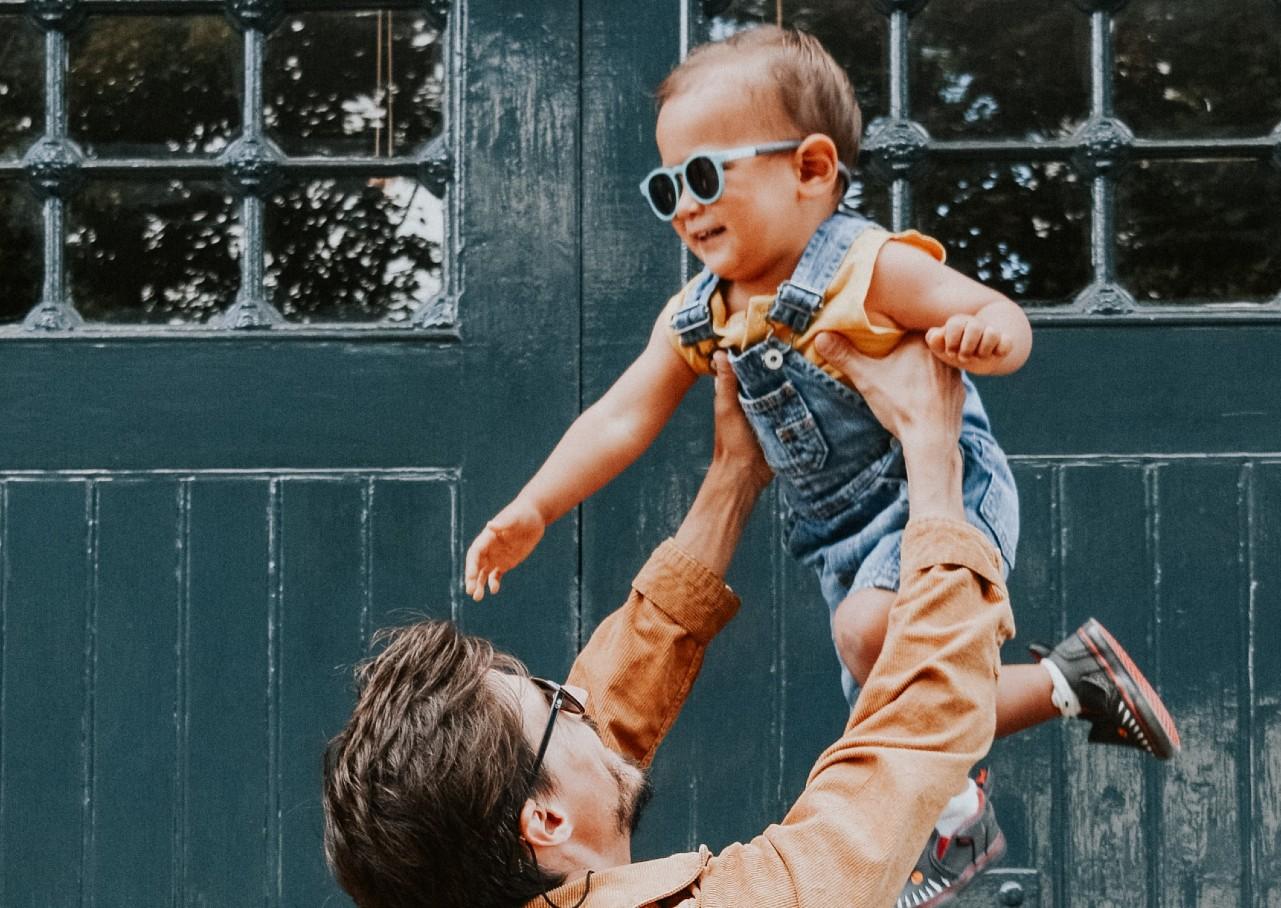 goede vader zijn