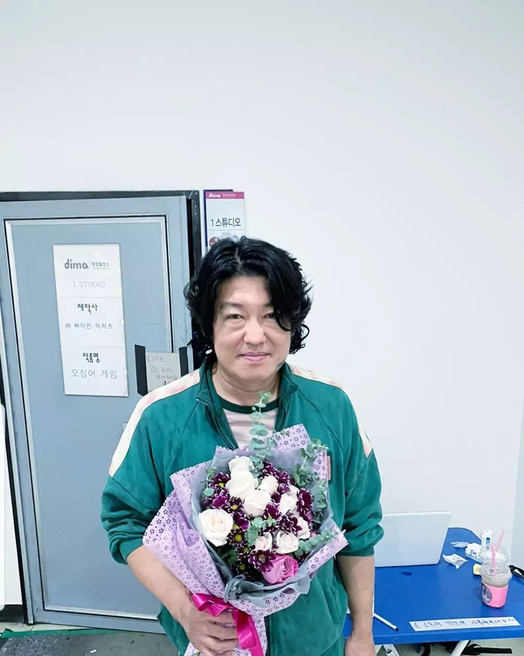 Heo Sung-tae acteur aangekomen door rol in Squid Game