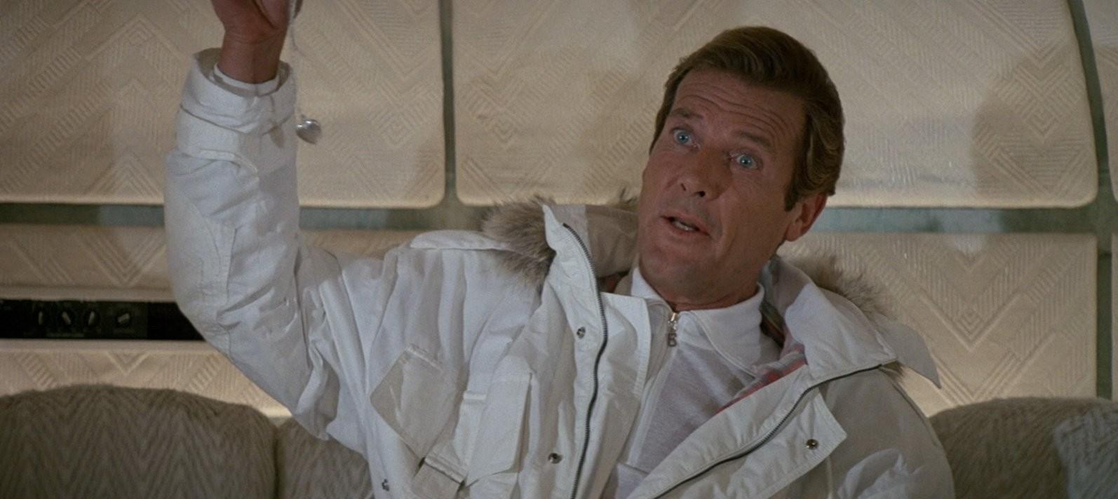 Roger Moore James Bond Acteur