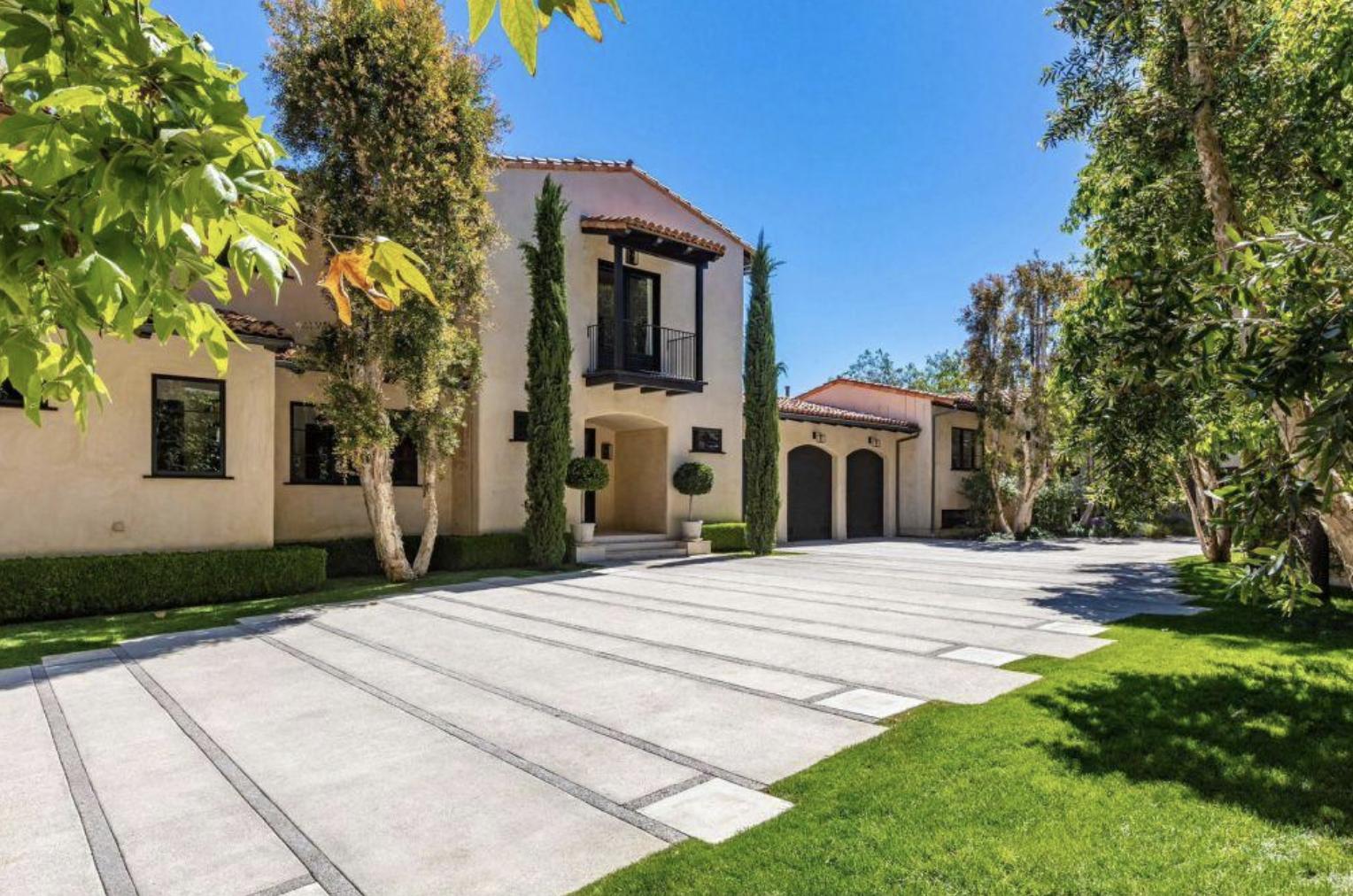 villa van Justin Timberlake