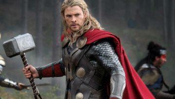 Met deze Chris Hemsworth workout word jij net zo gespierd als Thor