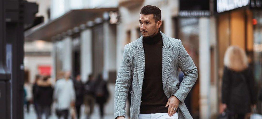 MAN MAN's selectie: de stijlvolste coltruien voor de koude maanden