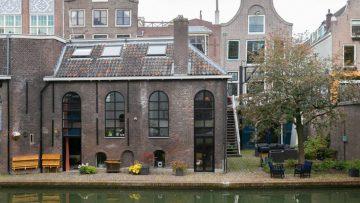 Voormalige bierbrouwerij in Utrecht omgetoverd tot een bijzonder luxe woonhuis