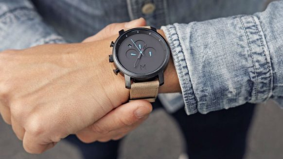 MVMT verovert heel de wereld met hun mannelijke horloges